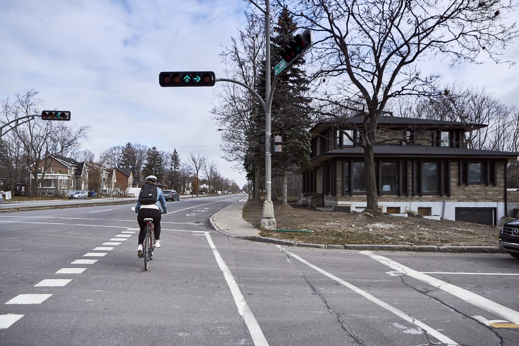 À propos du partage de la route entre les automobilistes et les cyclistes