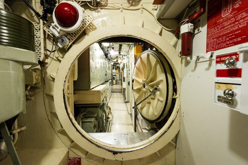 Les portes du sous-marin Onondaga rouvrent samedi