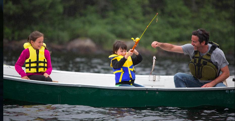 La Fête de la pêche : s'initier soi-même ou un proche en pêchant sans permis!
