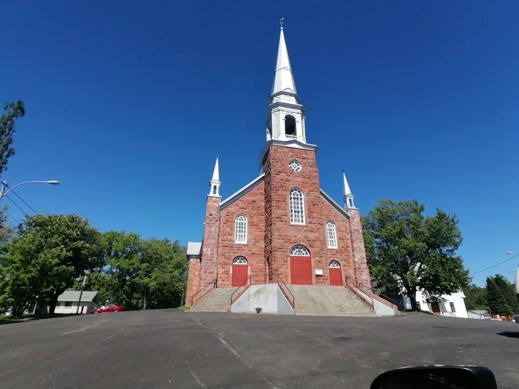 Visite libre de l'église de Sainte-Françoise