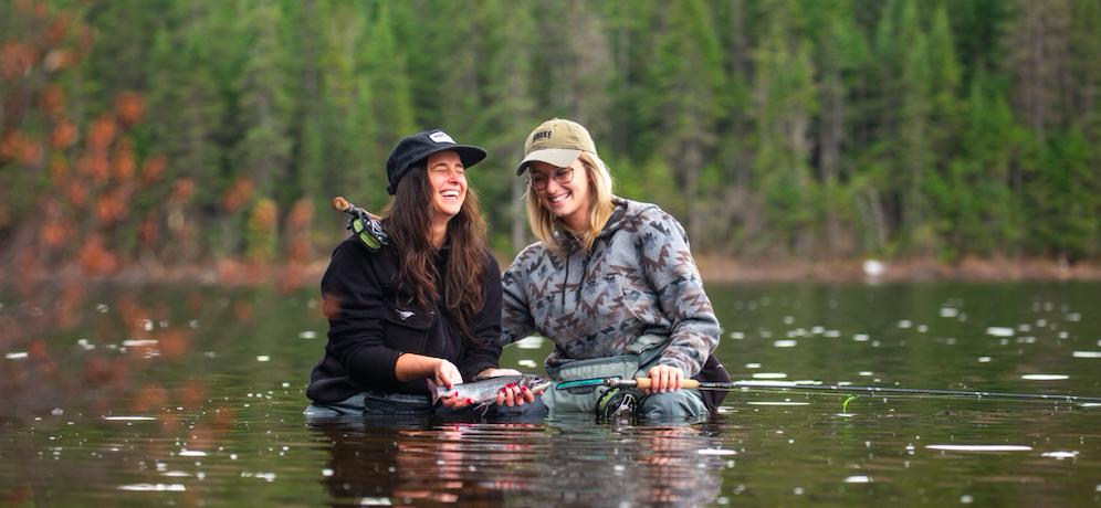 Les permis de pêche et de chasse du petit gibier sont vendus en ligne