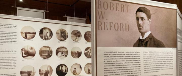 Robert W. Reford : photographe à la rencontre de l'Autre