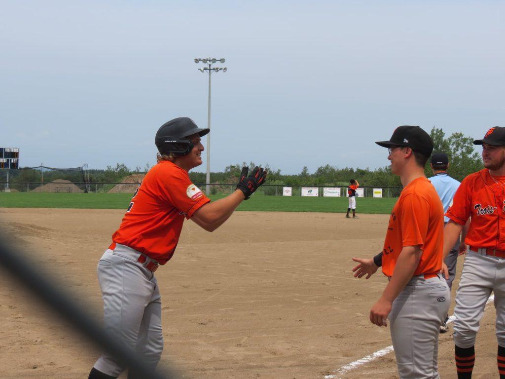 Baseball junior BB : 10 de suite pour Trois-Pistoles