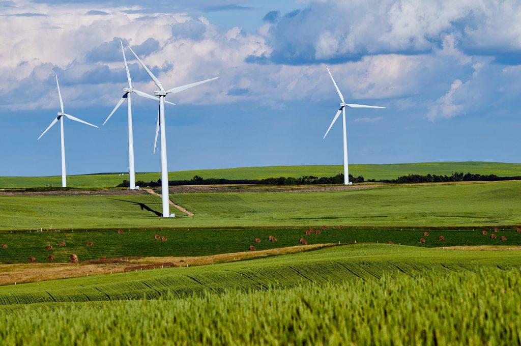 La relance de l'énergie éolienne