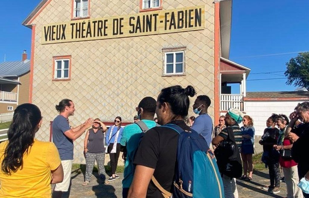 Le Cabaret de la Diversité bien accueilli au Vieux-Théâtre