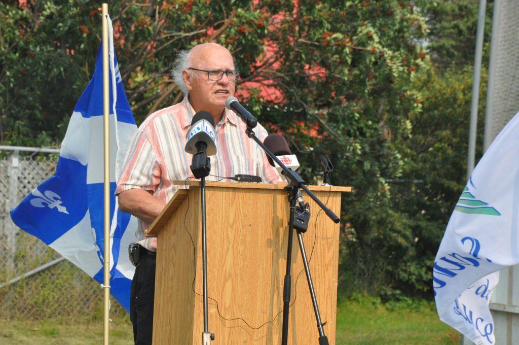 Roch Vézina se présentera à la mairie de Sainte-Luce