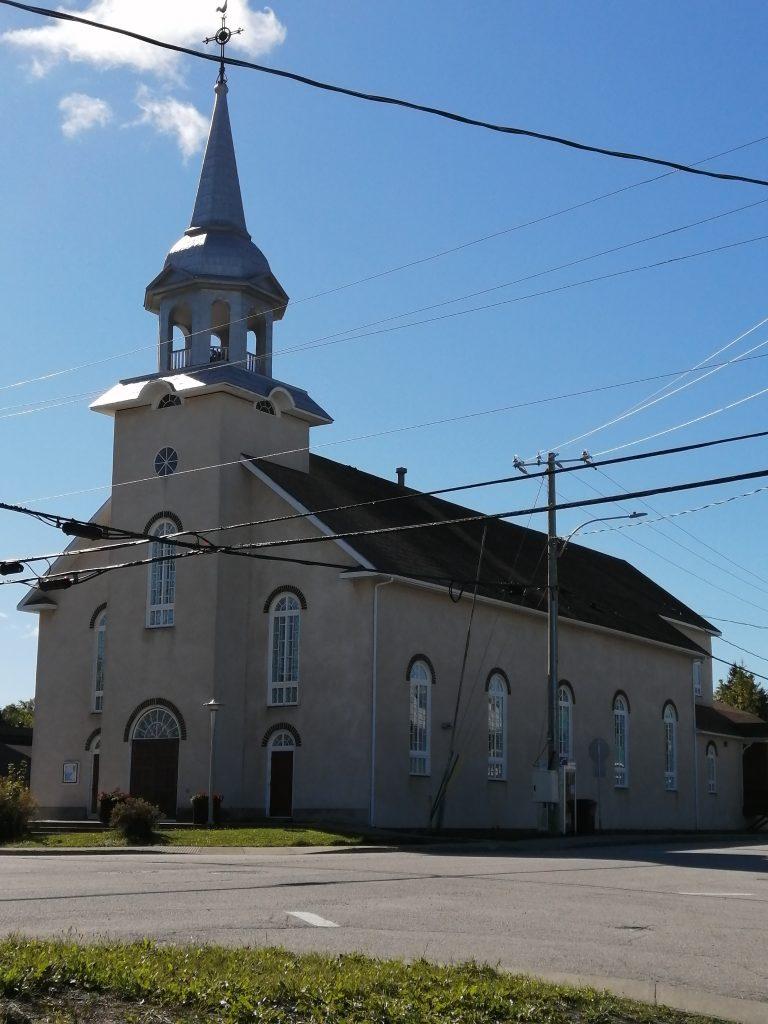L'église de Saint-Narcisse vers une reconversion