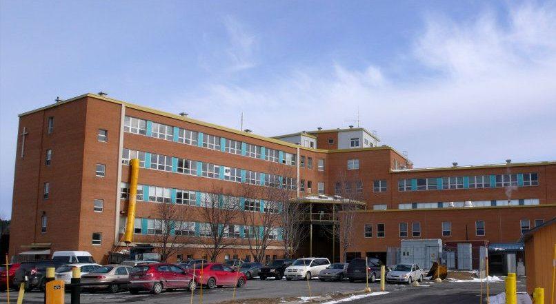 Problèmes résolus à l'hôpital d'Amqui