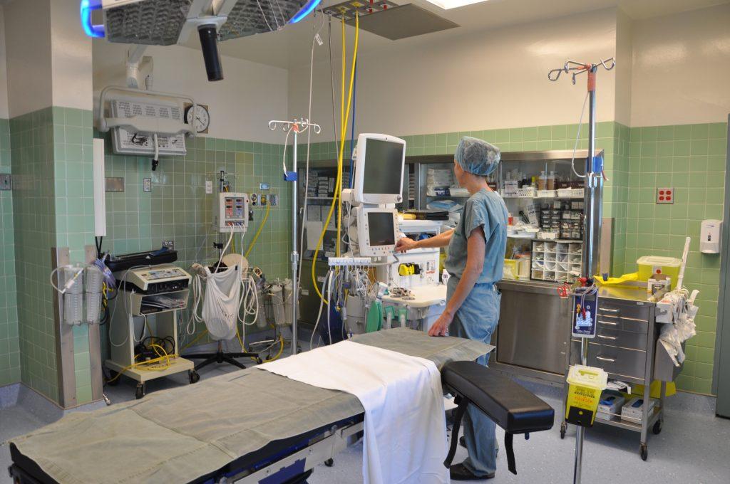 Crise en santé : cellule de crise réclamée