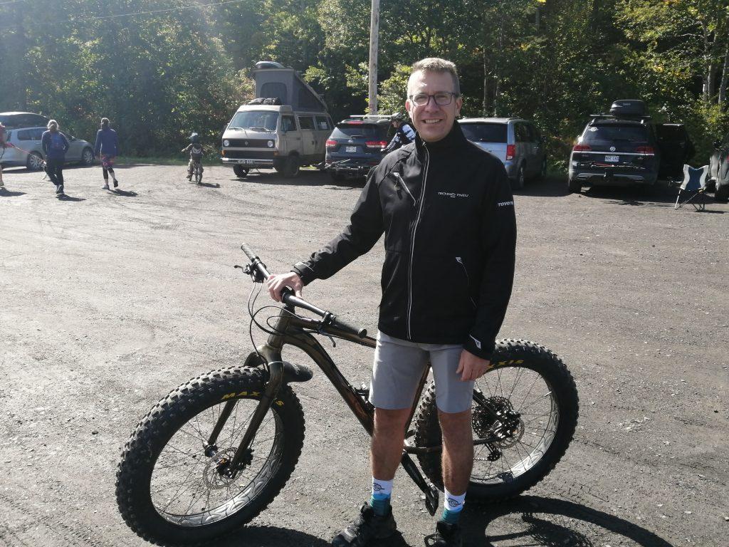 Deux nouveaux sentiers de vélo de montagne au Mont-Comi