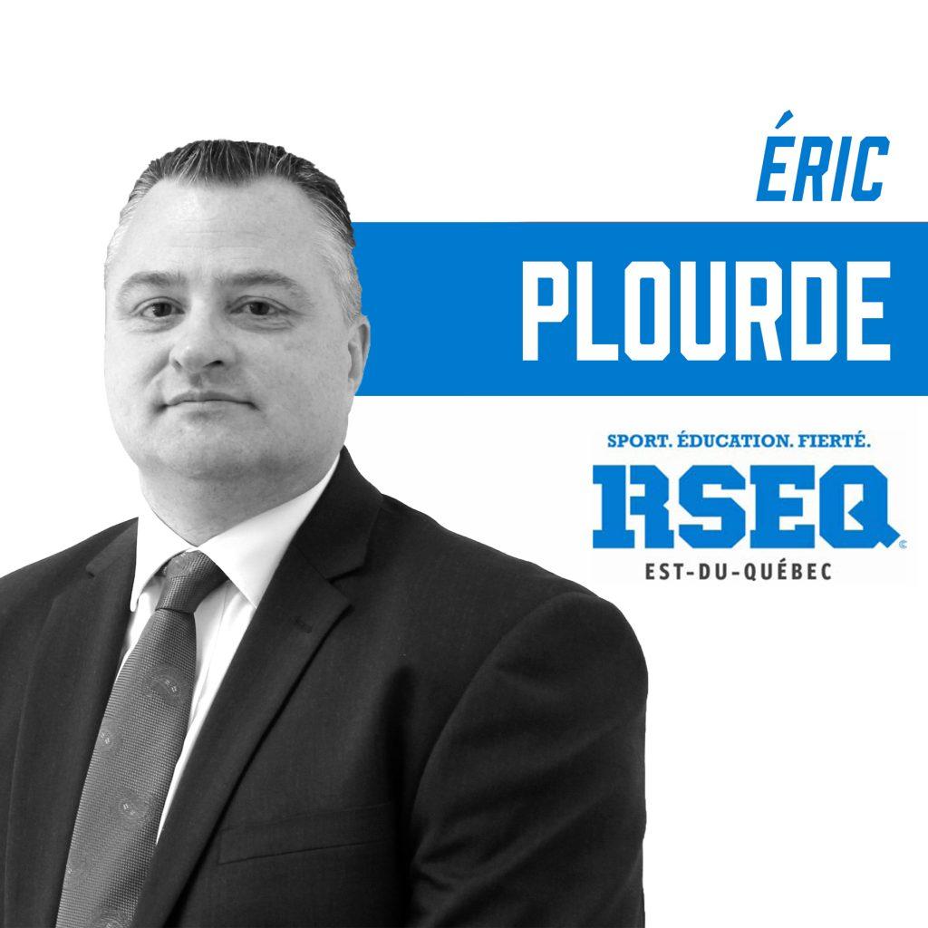 Éric Plourde à la tête du RSEQ Est-du-Québec