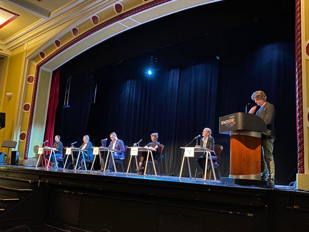 Analyse du débat : deux candidates chauffent le député sortant