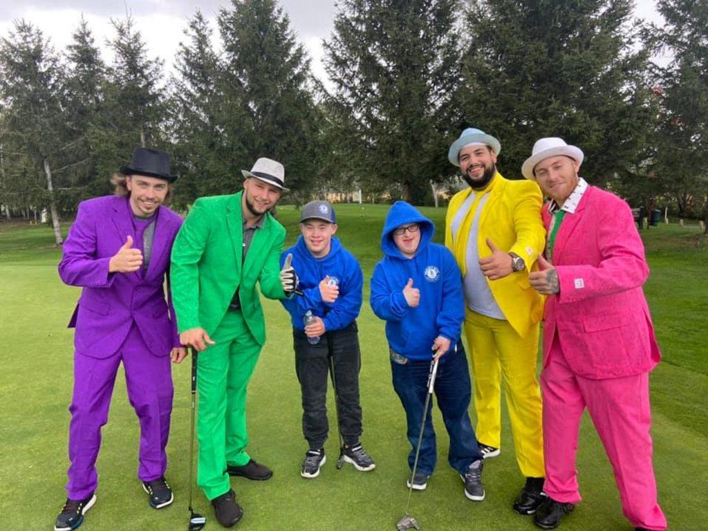 Du golf pour l'ouverture et l'inclusion de la différence
